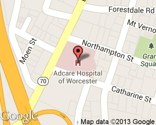 Adcare Hospital of Worcester