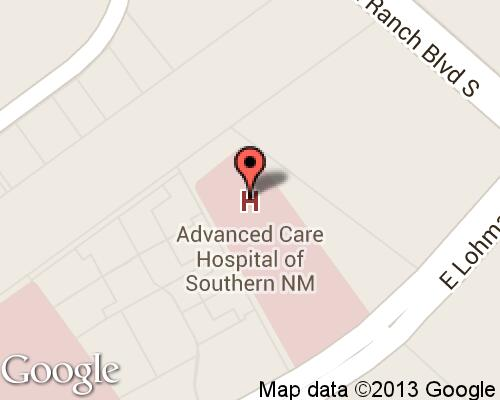 Advanced Care Hospital of Southern New Mexico
