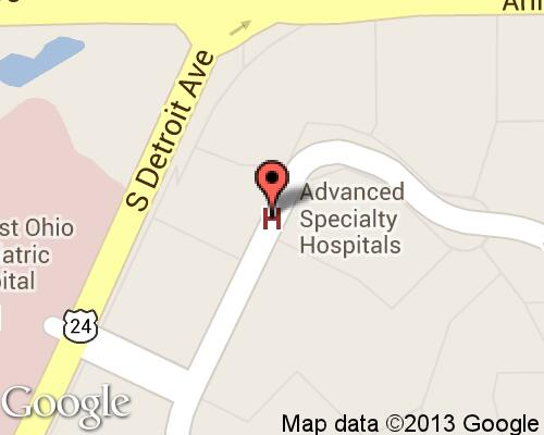 Advanced Specialty Hospital of Toledo