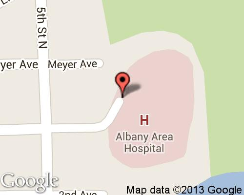 Albany Area Hospital and Medical Center