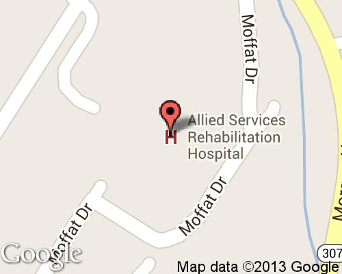 Allied Services Rehabilitation Hospital