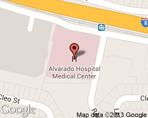 Alvarado Hospital Medical Center