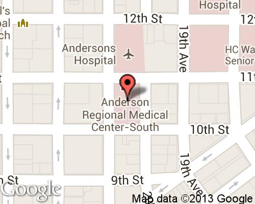 Anderson Regional Medical Center-South Campus