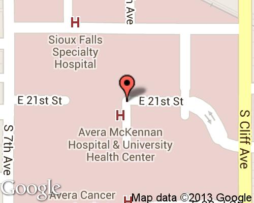Avera McKennan Hospital and University Health Center