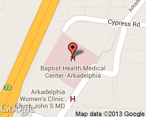 Baptist Health Medical Center-Arkadelphia