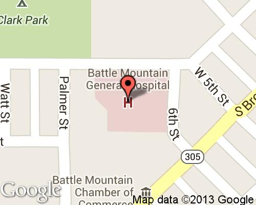 Battle Mountain General Hospital