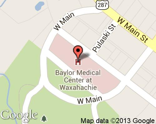 Baylor Medical Center at Waxahachie
