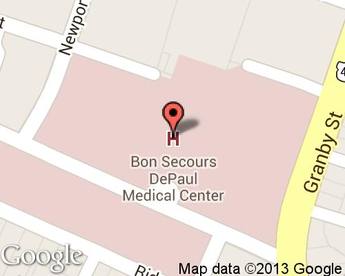 Bon Secours Depaul Medical Center