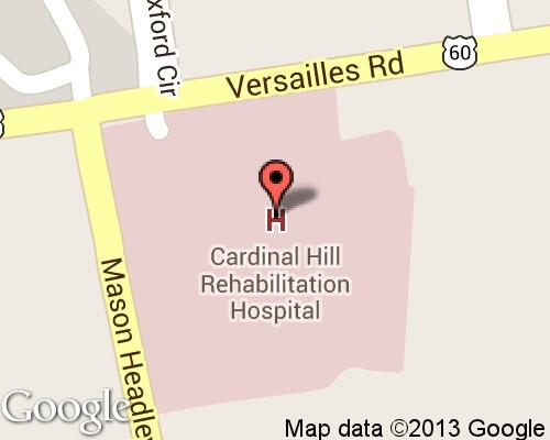 Cardinal Hill Rehabilitation Hospital