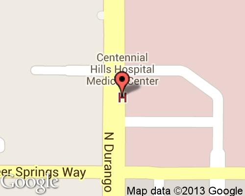 Centennial Hills Hospital Medical Center