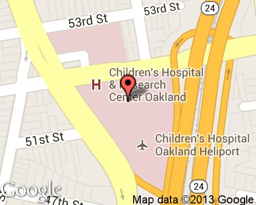 Children's Hospital and Research Center at Oakland