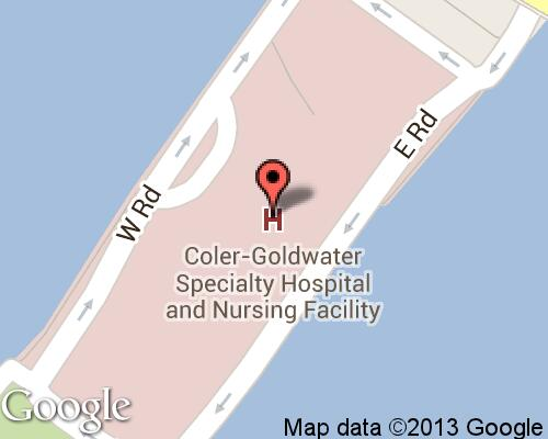 Coler-Goldwater Specialty Hospital and Nursing Facility