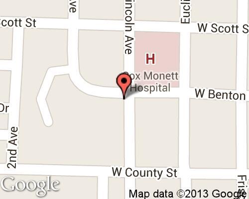 Cox Monett Hospital Emergency Room