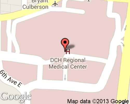 DCH Regional Medical Center