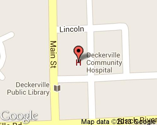 Deckerville Community Hospital