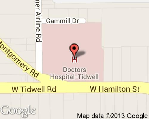 Doctor's Hospital-Tidwell