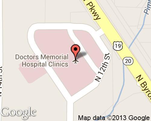 Desoto Memorial Hospital Beds
