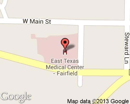 East Texas Medical Center Fairfield