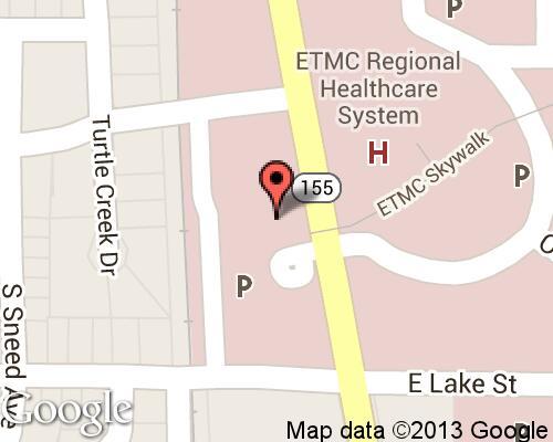 East Texas Medical Center Rehabilitation Hospital