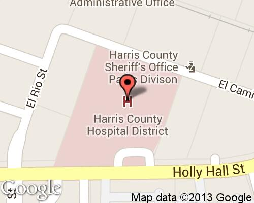 Harris County Hospital District