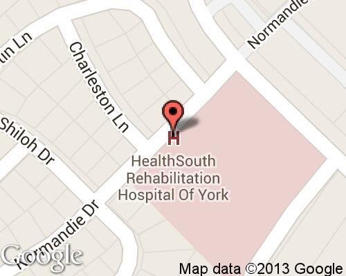 HEALTHSOUTH Rehabilitation Hospital of York - Hospitals in York
