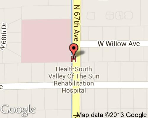 HEALTHSOUTH Valley of the Sun Rehabilitation Hospital