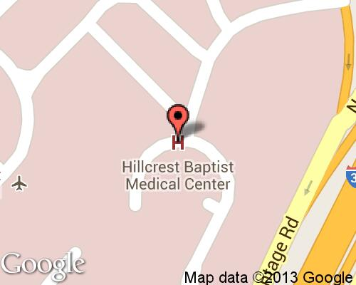 Hillcrest Baptist Medical Center