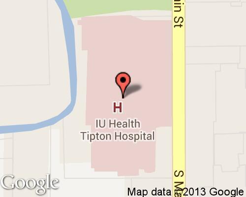 Indiana University Health Tipton Hospital - Hospitals in Tipton