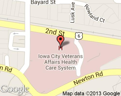 Iowa City Veterans Affairs Health Care System - Hospitals in