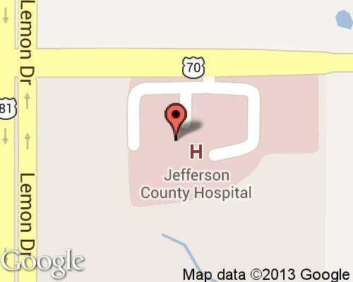Jefferson Hospital Admissions Room