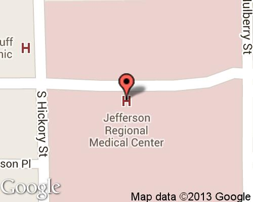 Jefferson Regional Medical Center