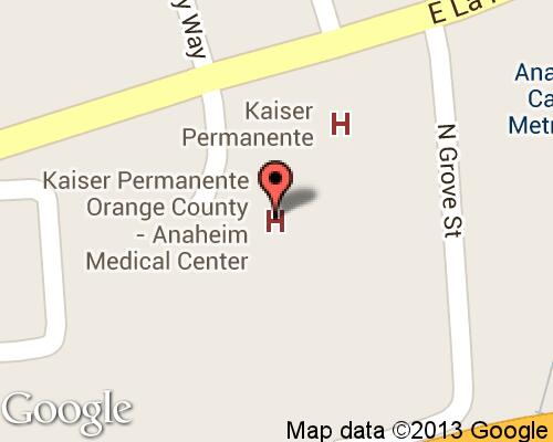 Kaiser Permanente Anaheim Medical Center