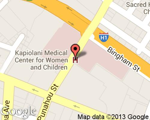 Kapi'olani Medical Center for Women
