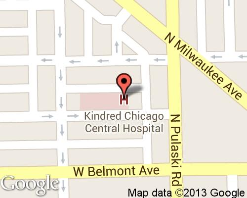 Kindred Chicago-Central Hospital