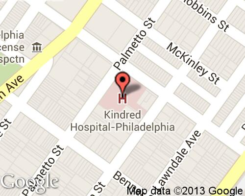 Kindred Hospital-Philadelphia