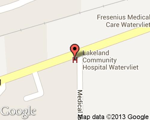 Lakeland Community Hospital Watervliet