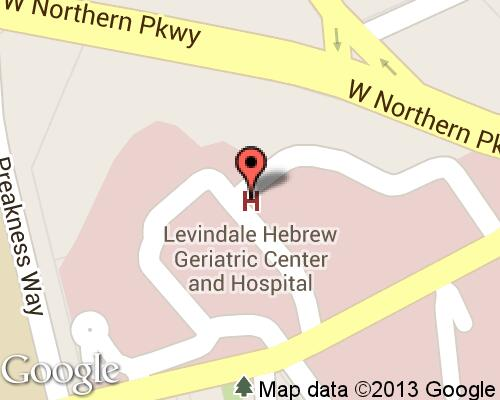 Levindale Hebrew Geriatric Center and Hospital