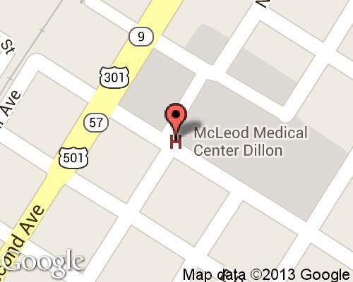 McLeod Medical Center Dillon - Hospitals in Dillon