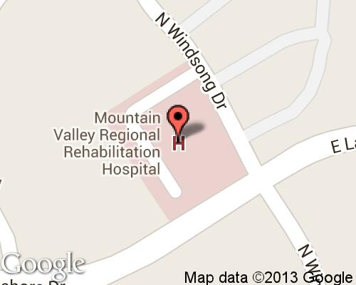 Mountain Valley Regional Rehabilitation Hospital