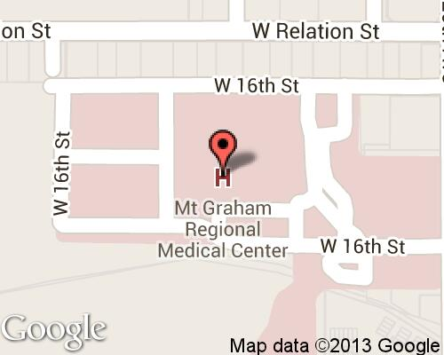 Mt. Graham Regional Medical Center
