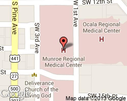 Ocala Regional Hospital Emergency Room
