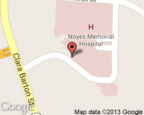 Nicholas H. Noyes Memorial Hospital