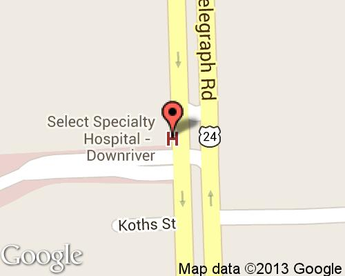 Select Specialty Hospital-Downriver