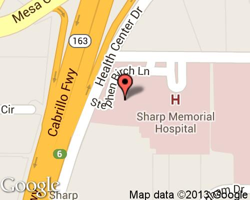 Sharp Mary Birch Hospital for Women and Newborns