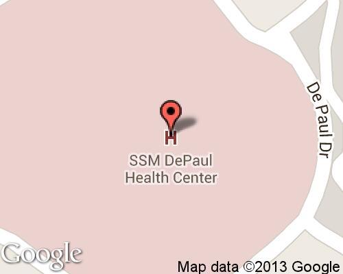 Ssm Depaul Health Center