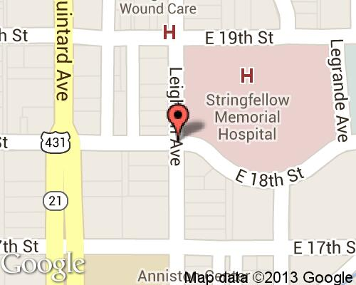 Stringfellow Memorial Hospital