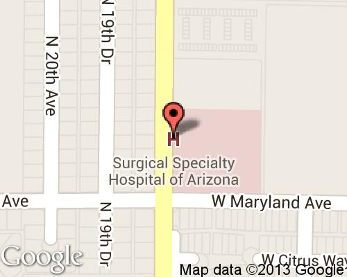 Surgical Specialty Hospital of Arizona