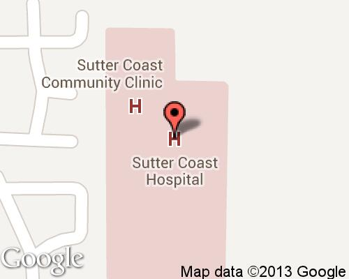 Sutter Coast Hospital Hospitals In Crescent City