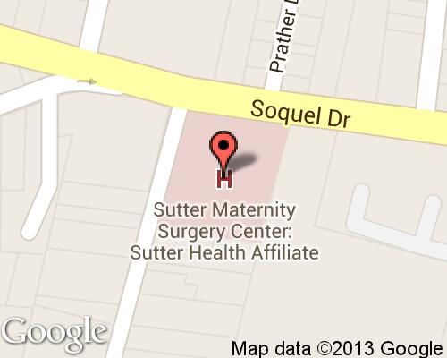 Sutter Maternity and Surgery Center of Santa Cruz