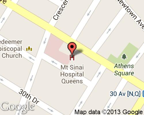 The Mount Sinai Hospital of Queens